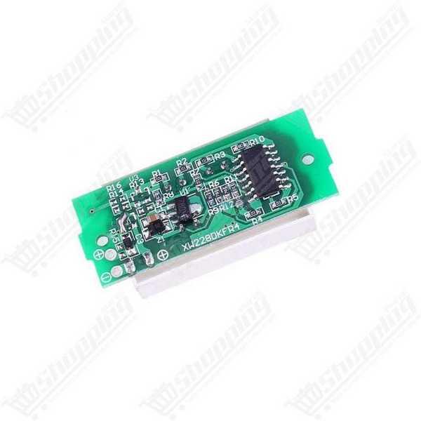 Boite noire en plastique ABS 100x60x25mm
