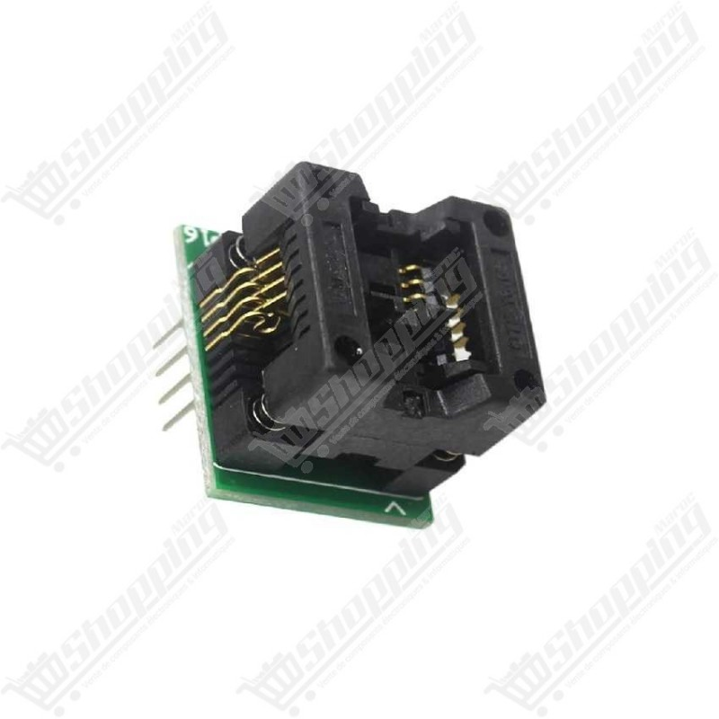 Adaptateur universel SOIC SOP8 (EZ) SO8 to Dip 8