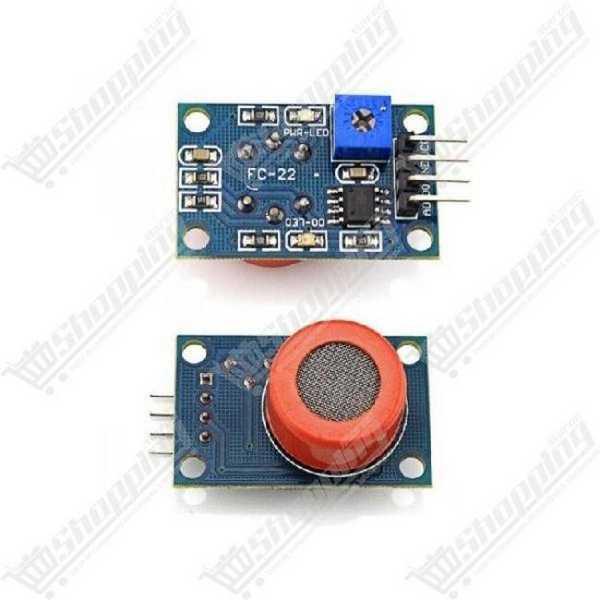 Capteur gyroscopiques analogique trois axes - accéléromètre MPU6050 module GY-521