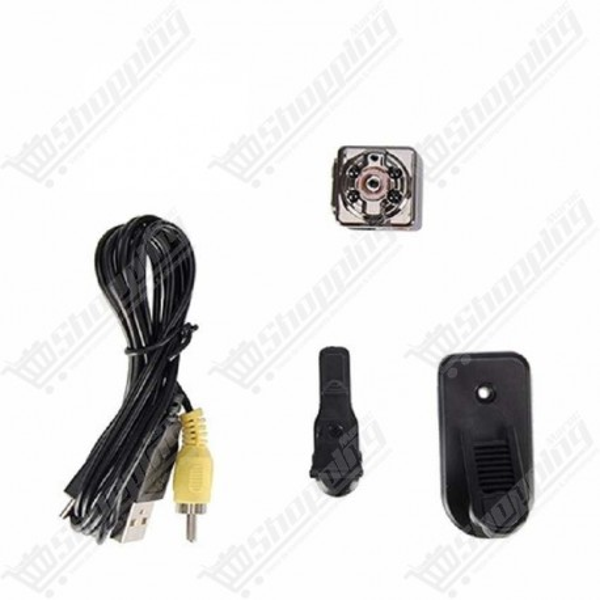 Mini caméra enregistreur DV vision nocturne