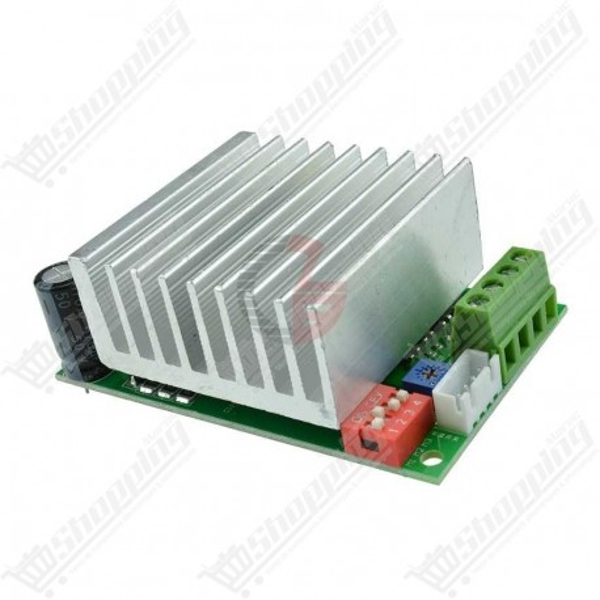 Carte contrôleur TB6600 4.5A pour moteur pas à pas - driver cnc un axe