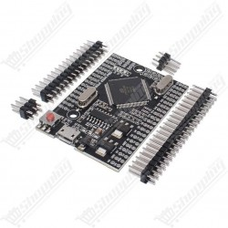 Arduino mega PRO 2560 Atmega2560-16AU micro usb driver CH340