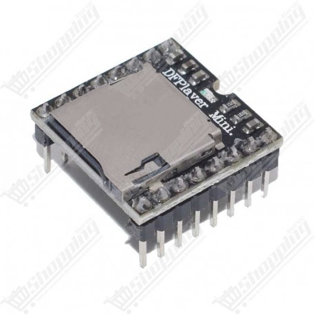 Mini lecteur MP3 DFPlayer module TF carte micro SD compatible Arduino