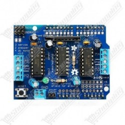 Shield motor drive dual L293D for arduino