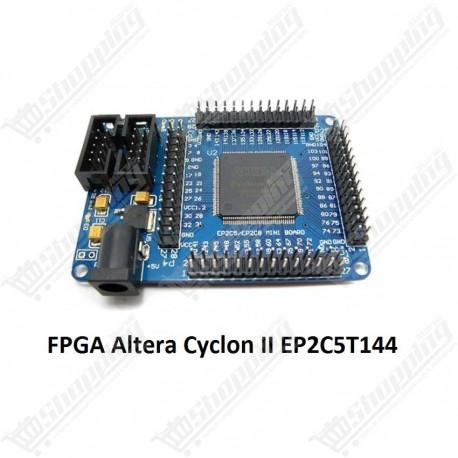 FPGA Altera Cyclone II EP2C5T144 Development Board