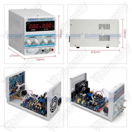 Alimentation ajustable 30v 5A Power supply RXN-305D