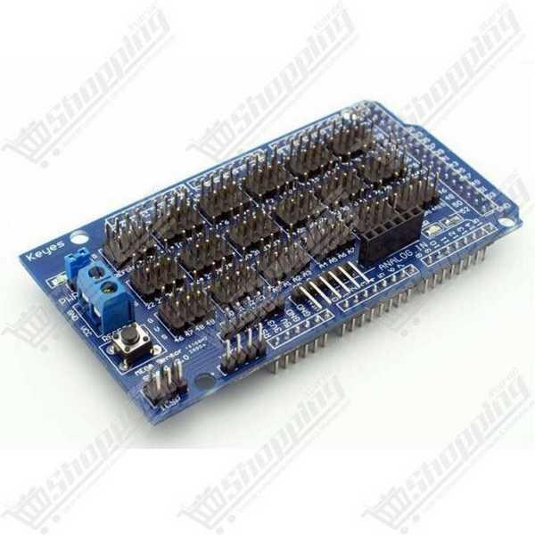 Module relais 4 channel 5V avec optocoupleur