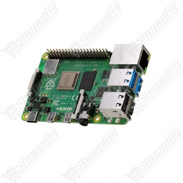 Raspberry Pi 4 Mod. B 2Go RAM WiFi Bluetooth 2xHDMI