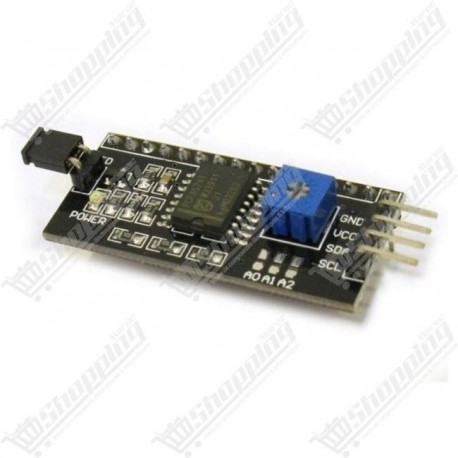 Module IIC / I2C interface pour lcd 1602 2004
