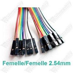 Cordon convertisseur HDMI mâle/VGA femelle 25cm