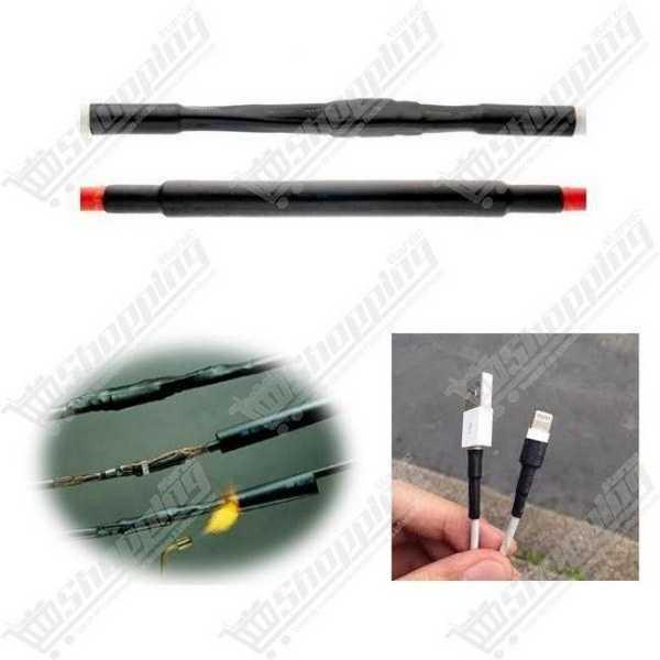 Connecteur bornier bleu à vis 5mm 2 pins