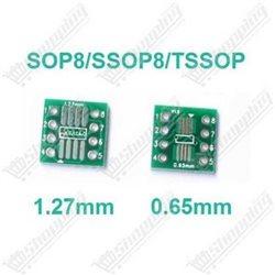 Tête empilable header 2.54mm 6 Pins 10mm