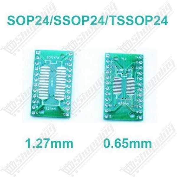 Connecteur DIN 13 pins femelle jack circulaire pour PCB
