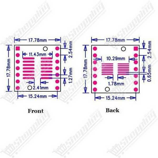 10 x DuPont femelle terminal métal 2.54MM