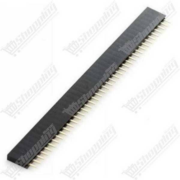 10x2P DuPont tête connecteur plastique 2.54mm