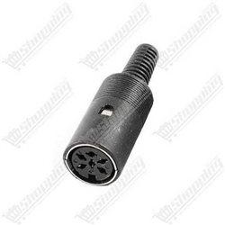 10x5P DuPont tête connecteur plastique 2.54mm