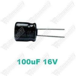 Condensateur chimique 4.7uF 50V