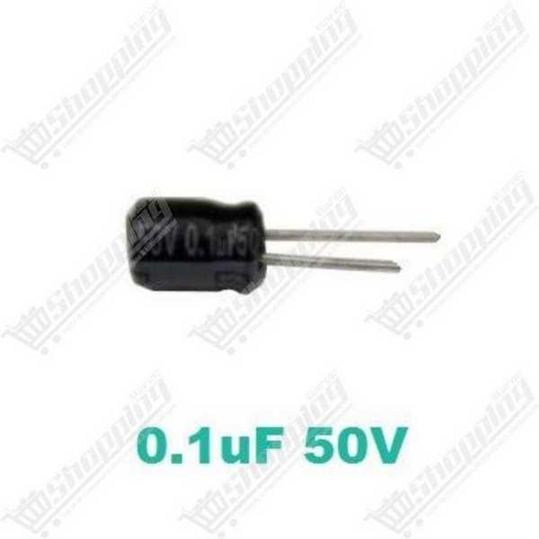 Condensateur chimique 47uF 25V 105° 5x7mm
