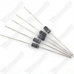 Diode 1N4007 1A 1000V silicon rectifiers DO-41