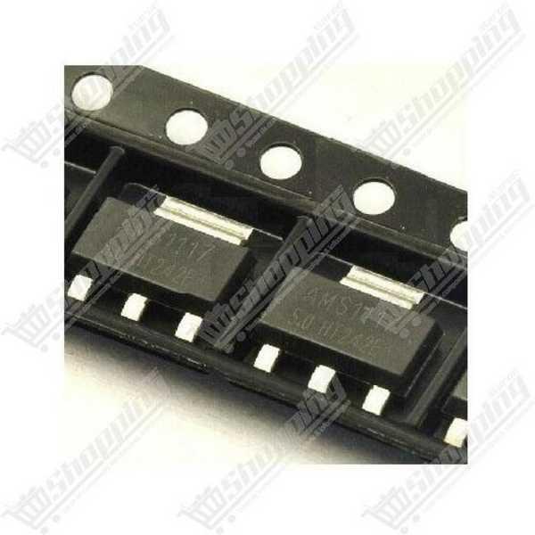 Régulateur LM317 317 ajustable TO-92