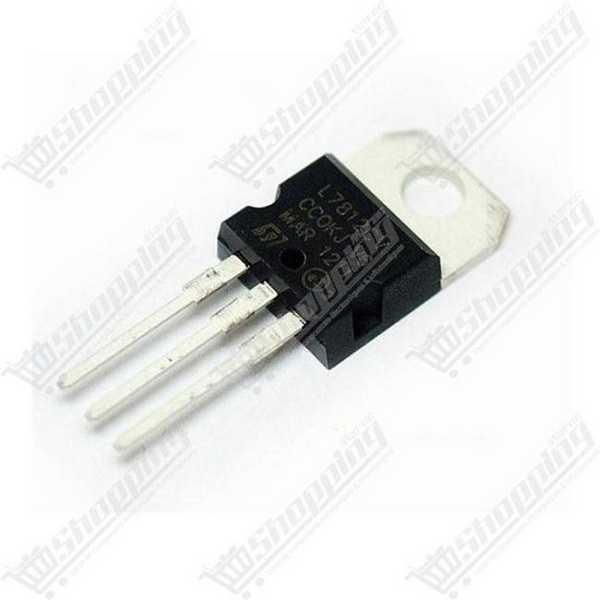 Régulateur LM7805 7805 5V 100mA TO-92